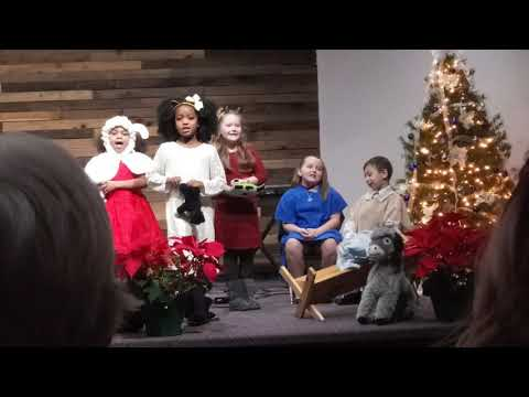 New Beginnings Christian School Columbus OH K-2nd Grades Christmas Program 2019