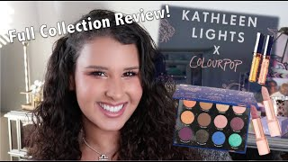 Kathleen Lights x Colourpop The Zodiac Collection Review