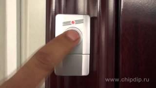 видео Беспроводной звонок на дверь: как выбрать