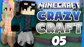 CrazyCraft w/ Kaleidow | Explody, Teleport Creeper Of Doom