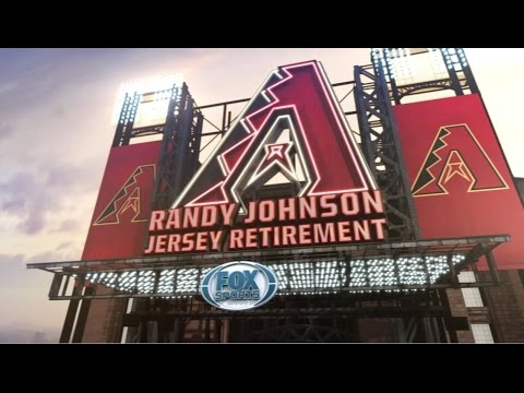 The 10th Inning: Randy Johnson Jersey Retirement