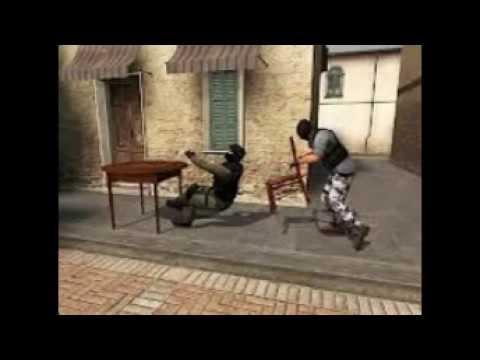 Counter Strike Komik Resimler