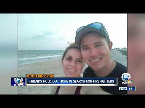 UPDATE: Hundreds of people involved in search for missing firefighters off Florida coast