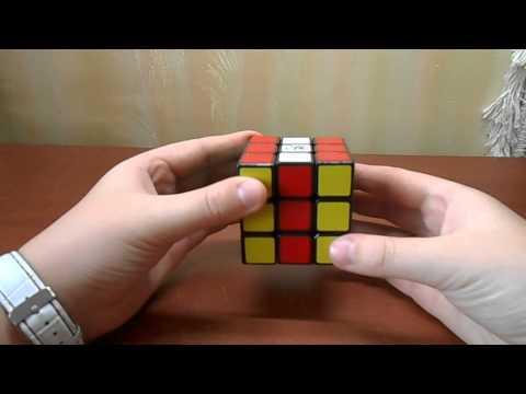 кубик рубика 3х3-трюки и фокусы. Часть 1