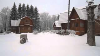 Курорт Ключи (Зима 2014)
