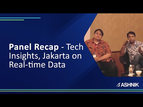Techie Tales with SMART TELECOM, Bank BTPN at Tech Insights, Jakarta