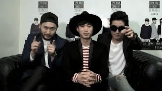 EPIK HIGH 2015 NORTH AMERICAN TOUR - 14 DAY COUNTDOWN