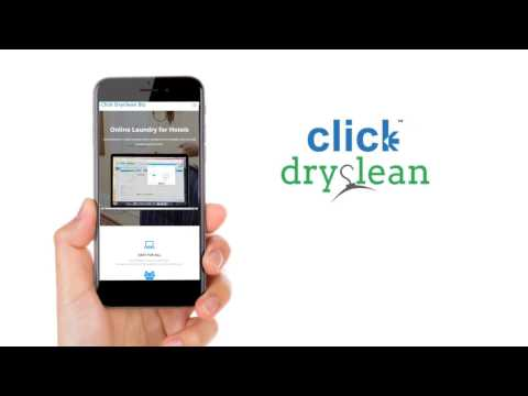 Click Dryclean London's largest supplier for hotels and private members club