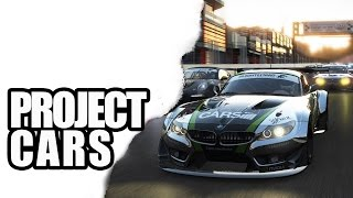 Project CARS - Live gespielt mit SiriuS / Spa PC Ultra Gameplay