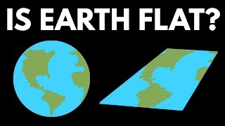 This Is How We Know Earth Isn't Flat by : Life Noggin