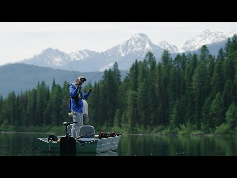 Fishing BC Presents: Stillwater Fly Fishing In Golden, BC
