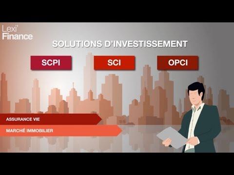 Lexi'Finance – Investir dans l'immobilier via son assurance vie