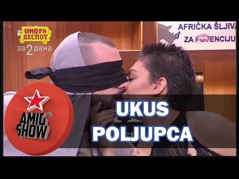 Ukus Poljupca - Mina i Đekson vs Filip i Marija Ana (Ami G Show S10)