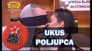 Ukus Poljupca - Mina i Đekson vs Filip i Marija Ana (Ami G Show S10) thumbnail