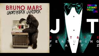 Bruno Mars vs. Justin Timberlake ft. Jay-Z - Suit & Treasure