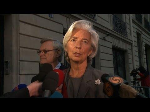 Affaire Tapie: Lagarde placée sous le statut de témoin assisté