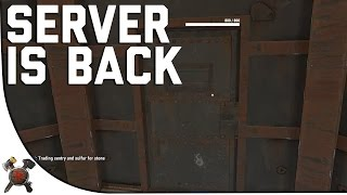 MY SERVER IS BACK - (Rust Gameplay S2P3)