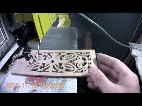 видео: Переделка лобзика КОРВЕТ87 под простые пилки!