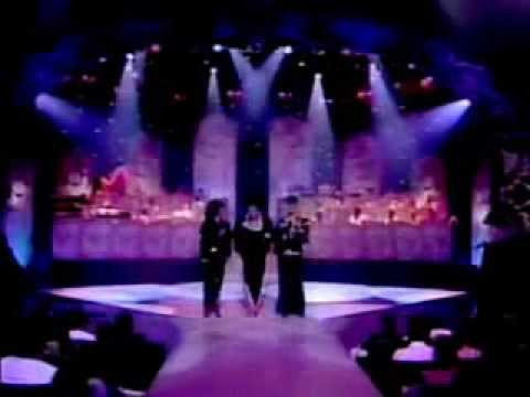 Sister in the Name of Love   Living in America    Patti, Gladys & Dionne