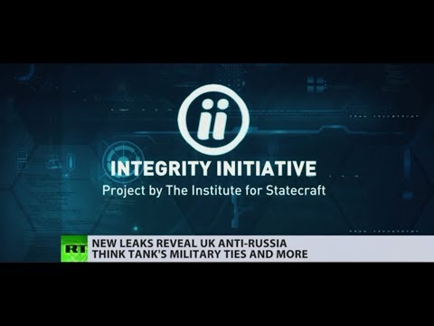 Integrity Initiative: 'Anti-Russia crusade' funded by UK govt revealed
