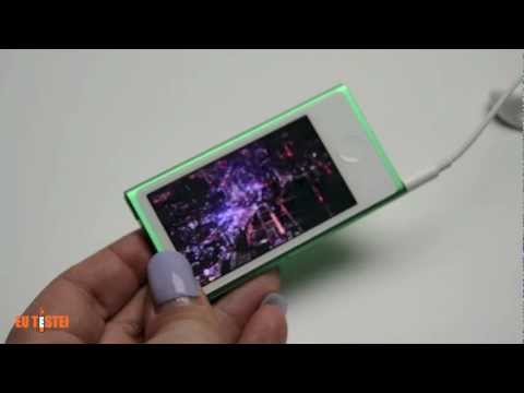 MP3 Player Apple iPod nano 7G - Resenha Brasil