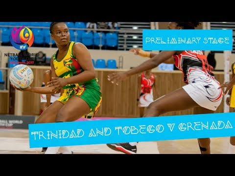 Trinidad & Tobago v Grenada | #NWYC2017