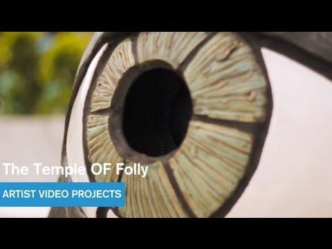 Temple Of Folly (LAND) - The Artist's Studio - MOCAtv