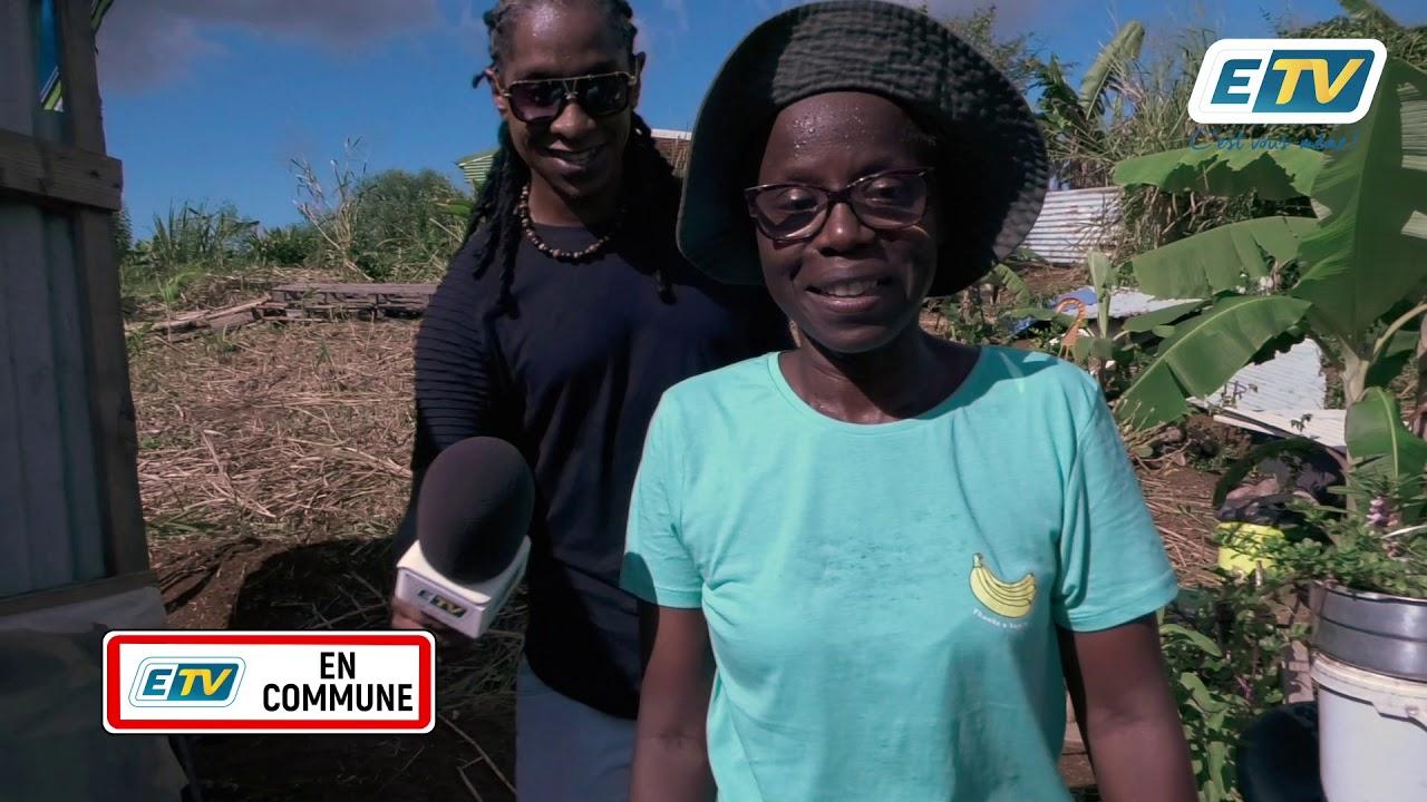 ETV en Commune: À la rencontre de Viviane agricultrice bio