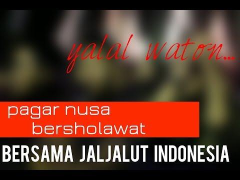 JALJALUT feat PAGAR NUSA (YALAL WATON)