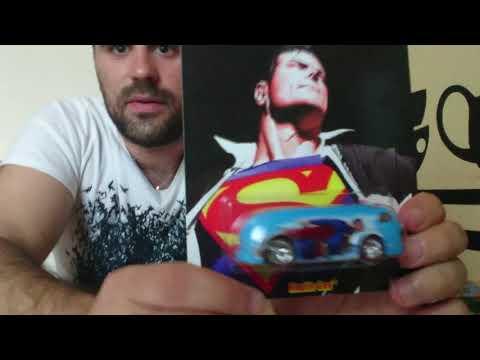 Heti Videó: 05# Hot Wheels DC járgányok