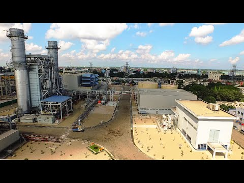 Documentary: Ashuganj 225MW Combined Cycle Power Plant