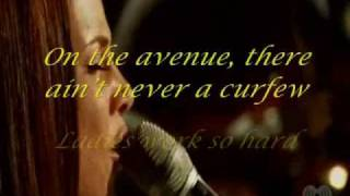 Alicia Keys - Empire state of Mind - Part II (Lyrics) (live)
