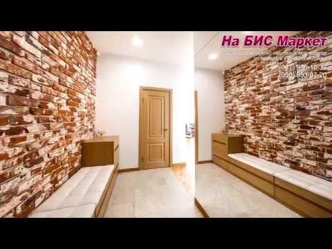 Старинный кирпич в дизайне современной квартиры (Днепр, Украина)