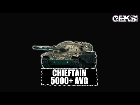 CHIEFTAIN - 5000+ AVG