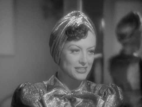 Joan Crawford  The Women confrontation!