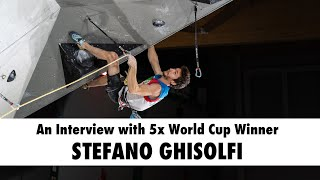 Ep. 7: An Interview with Stefano Ghisolfi