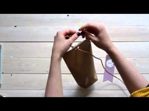 Cómo decorar bolsas de chuches para un cumpleaños infantil