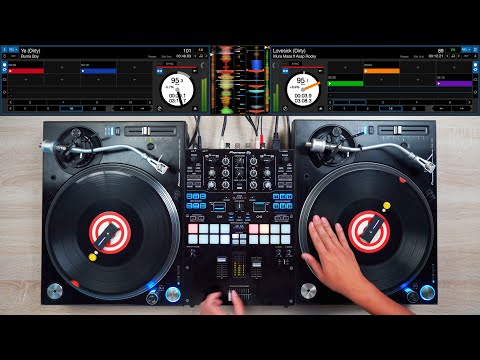 QUARANTINED DJ MIXES TOP 40 POP TRACKS! - Fast and Creative DJ Mixing