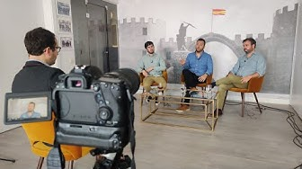 Imagen del video: Entrevista a tres de los más influyentes divulgadores de Historia en España