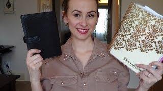 Erin Condren Life Planner 2014 VS FiloFax Personal