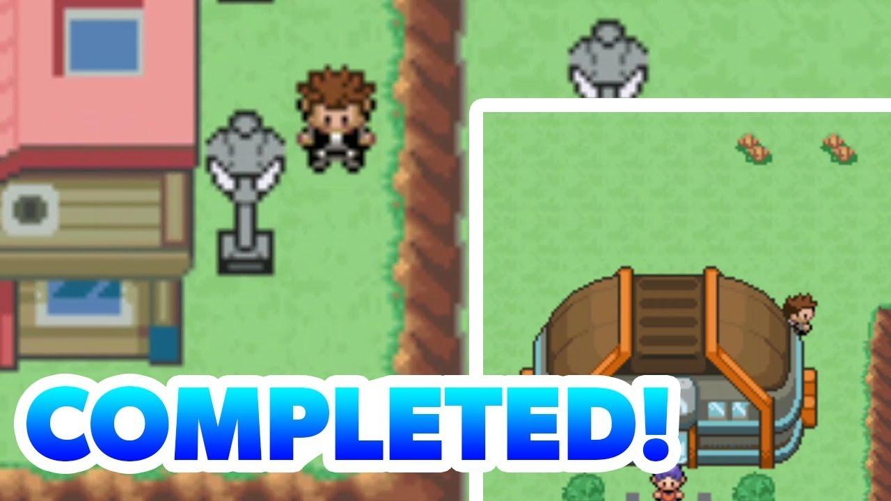 download pokemon hack rom