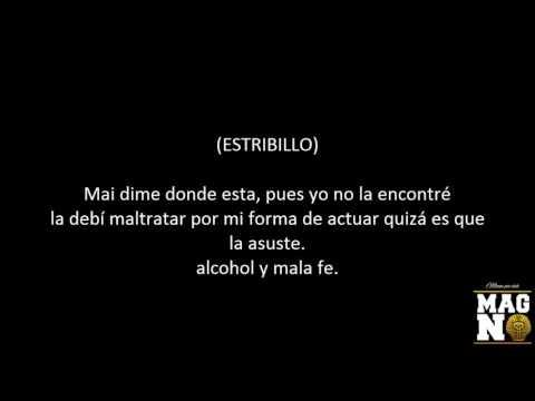 Magic Magno - La felicidad (LETRA)
