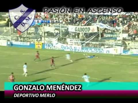 DEPORTIVO MERLO-GONZALO MENENDEZ