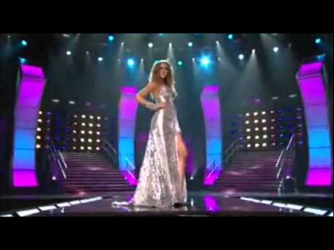 Puerto Rico  Preliminary Competition  Evening Gown  Miss Universe 2010 HQ 16:9