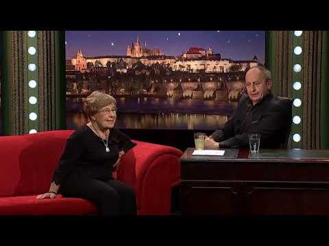 1. Jana Kánská - Show Jana Krause 25. 10. 2017