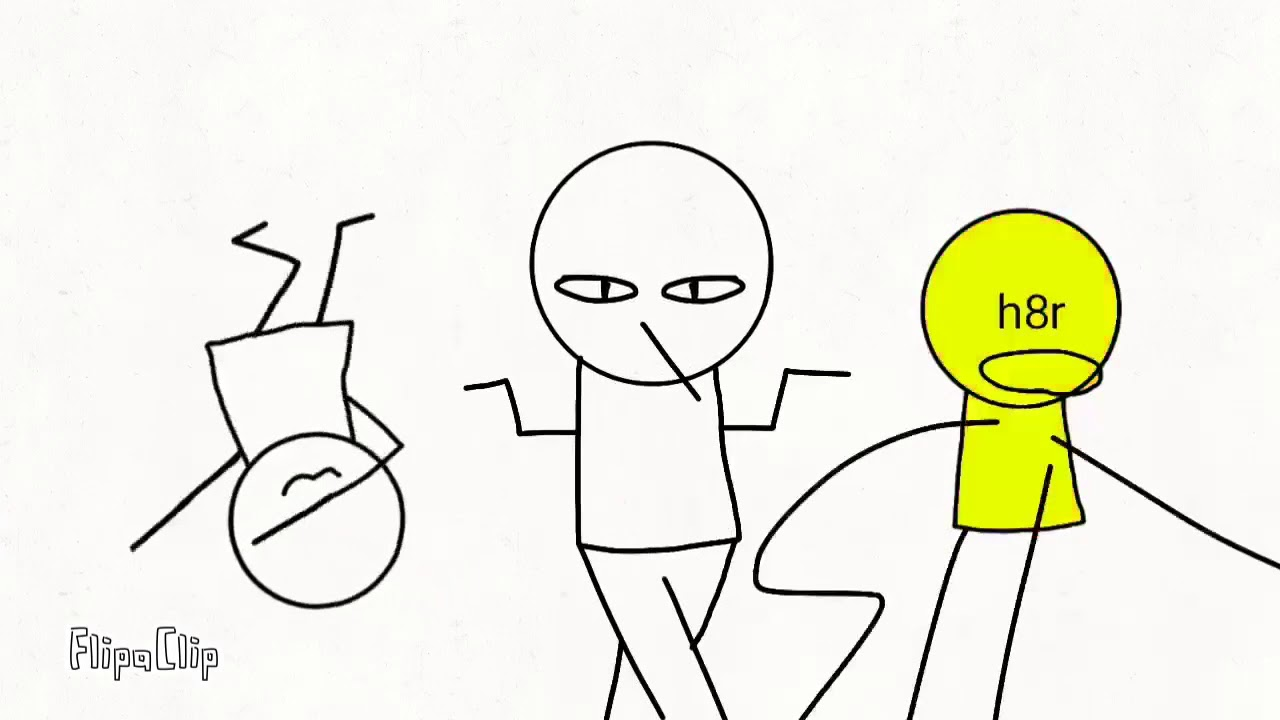 FLASH WARNING) 30 frames per second for this trashy animation - YouTube