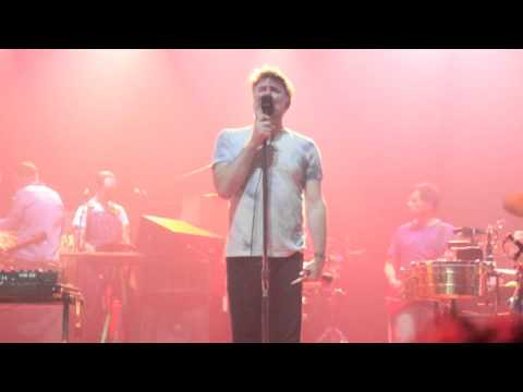 LCD SOUNDSYSTEM Daft Punk Is Playing At My House @ Webster Hall 3.27.2016