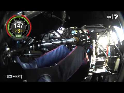 V8 Supercars 2013 - Will Davison's Onboard/Foot camera at Sydney