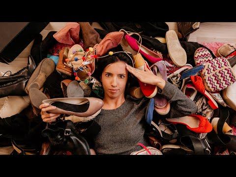 Schuhe ausmisten extrem...mein