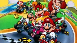 Mario Kart - SNES Mario Circuit (Remix)